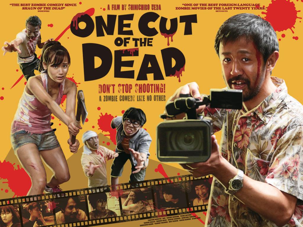 """Kinoplakat """"One Cut of the Dead"""" (Drop-Out Cinema/Koch Films)"""